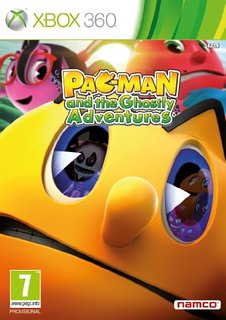 Foto - Pacman World And The Ghostly Adventures